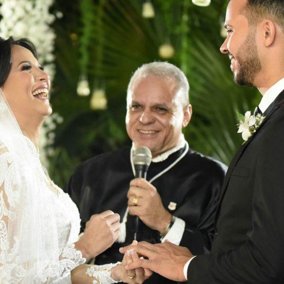 Celebrando o amor de Emanuelle & Vitor